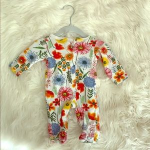 Newborn Sunflower Onsie